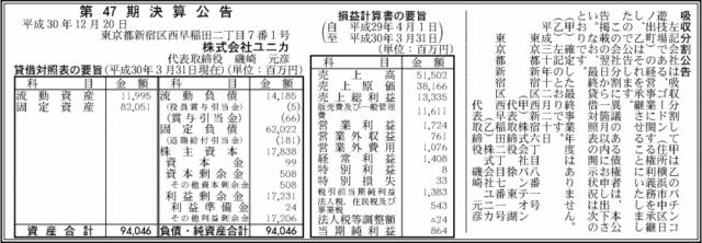 吸収分割公示20181220