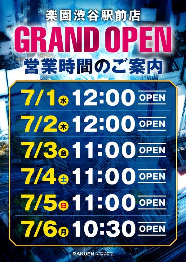 楽園渋谷駅前店-2