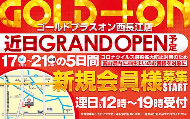 ゴールドプラスオン西長江店-2
